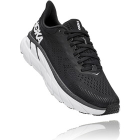 Hoka One One Clifton 7 Running Shoes Women black/white